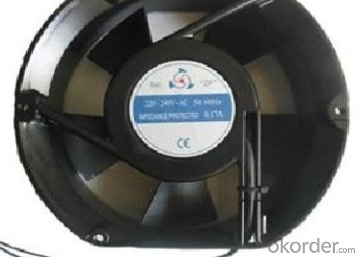 High Quality Direct Current Electric Fan--25W