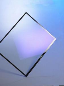 Fingerprint-proof Glass