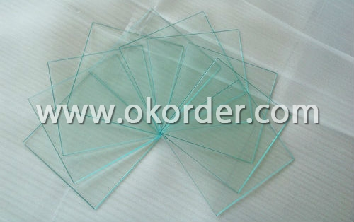 0.3mm-2.0mm ITO glass