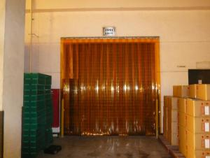 PVC Strip Door Curtain Used for Food Factory