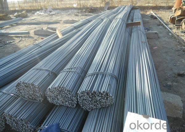 Deformed Steel Rebars