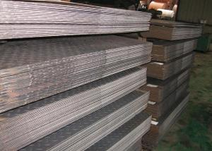 Hot Rolled Steel Checkered Sheet