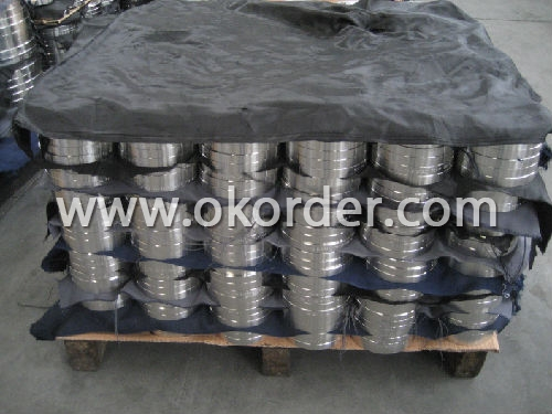 Stainless Steel flange  packing