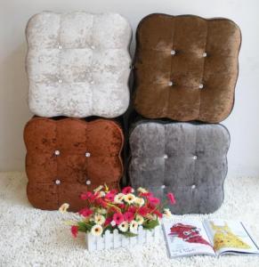 Fabric Ottomans
