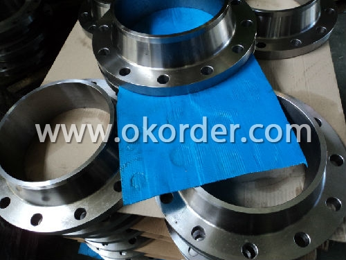 Stainless Steel flange  _packaging
