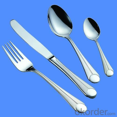 Factory Directly Stainless Steel Flatware Set