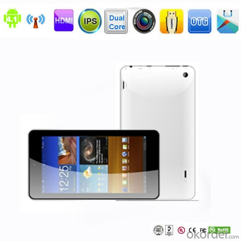 2013 Hot Sale Android Tablet PC RK3168 with Android 4.1