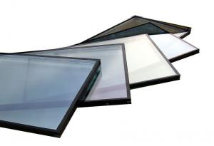 Clear Heat Reflective Coated Glass