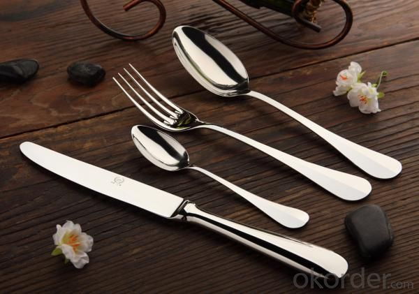 Good Quality With Competitive Price Stainless Steel Flatware Set