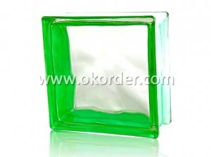 Glass Block Misty Direct Clear