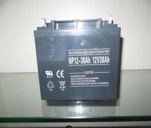 Valve Regulated Lead Acid Battery 12V/38Ah