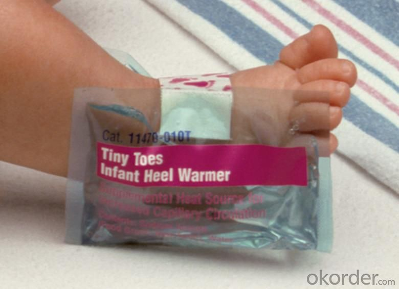 Infant Heel Warmer