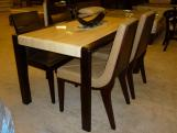 Stone Top Dining Table