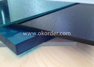 100% Virgin Bayer Material Solid Polycarbonate Sheet