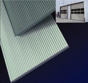 Garage Door Sectional with Foam Inside