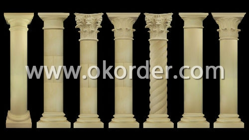 Column Head Mould