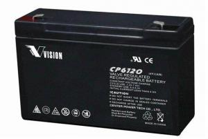 Valve Regulated Lead Acid Battery 6V/12Ah