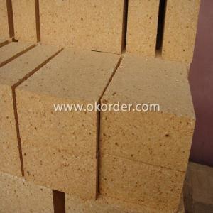 Low Porosity Fireclay Brick DN10