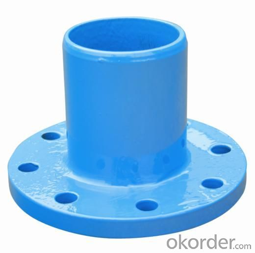 ISO2531 EN545 Ductile Iron Flanged Spigot Made In China