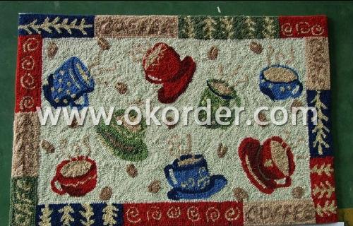 Polyester Hook Carpet