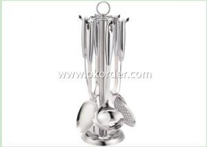 Elegant Stainless Steel Kitchen Utensil