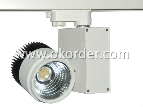 High Quality High Efficiency LED Track Light