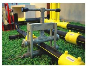PE Gas Pipe Fittings