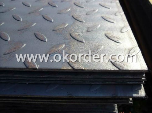 Checkered Plate with Low Price