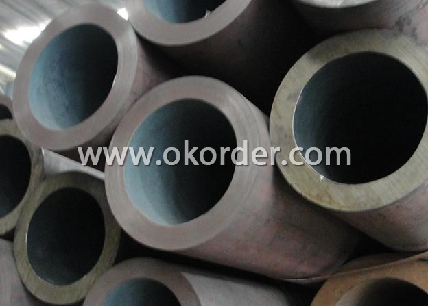 Seamless Steel Tubes For Hydraulic Pillar Service