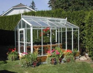Easy Installation And Stable Polycarbonate Greenhouse
