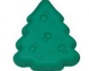 Christmas Tree Shape Silicone Cake Mold