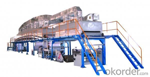 High Quality Double Color Film Blowing Machine CMDC-55×2