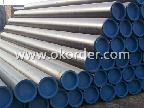 Seamless Carbon And Alloy Steel Mechanical Tubing
