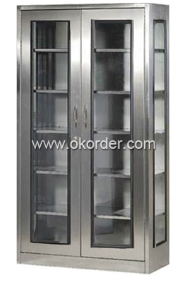 SHD-802-stainless cabinet