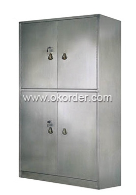 SHD-806-stainless cabinet