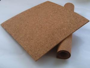 Cork-N01, Constmart Natural Wood like Cork Flooring