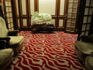 Acrylic Hand Tufted Carpet For Hotel