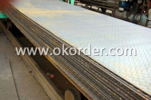 Hot Rolled Dimond Sheet