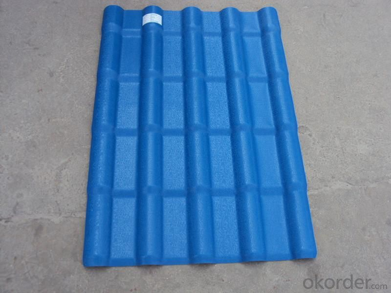 Synthetic Resin Royal Roof Tile