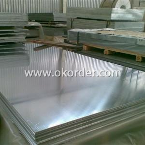 Aluminum Sheets with Mill Finished Surface AA1XXX