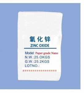 Papaer Grade NANO-Zinc Oxide