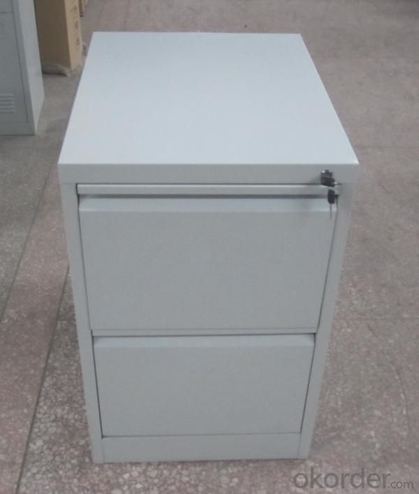 Vertical Two Drawer Filing cabinet  CM-2D-007