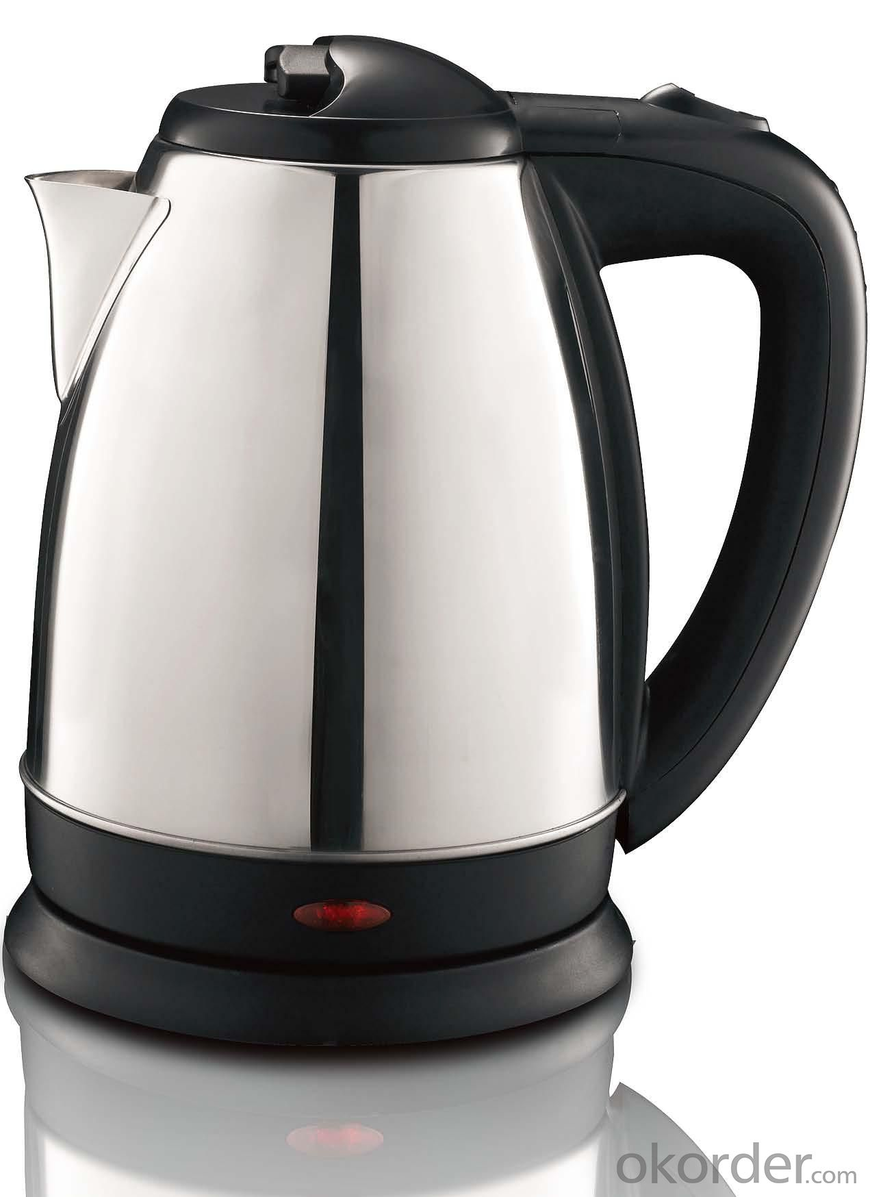 Top Quality 304 Stainless Steel Electric Kettle