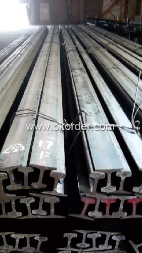 Ms Heavy Steel Rail 50Mn, U71Mn