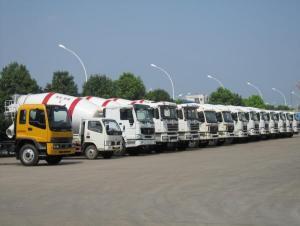 Concrete Mixer Truck  8m3