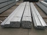 Galvanized Steel Channel
