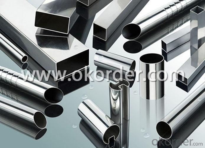 Stainless Steel Tube for Handrail