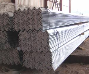 MS Galvanized Steel Angle