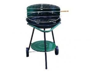 Simple Round BBQ Grill--SRAR18