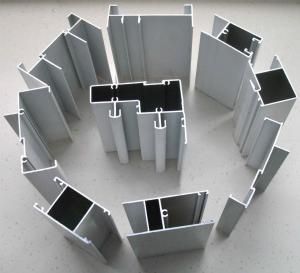 Aluminum Profiles  6063-T6